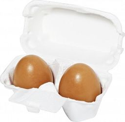 Holika Holika Mydło do mycia twarzy Smooth Egg Skin Red Clay Egg Soap z ekstraktem z czerwonej glinki 2x50g
