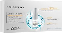 L'Oreal Professionnel Serie Expert Aminexil Advanced Anti-thinning Hair Programme Double Action 10x6ml