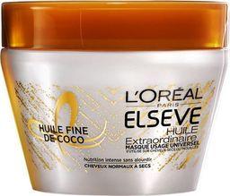 L´Oreal Paris L'OREAL_Elseve Huile Fine De Coco maska do włosów suchych 300ml