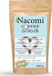 Nacomi NACOMI_Coffee Scrub peeling kawowy Kokos 200g