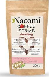 Nacomi NACOMI_Coffee Scrub peeling kawowy Truskawka 200g