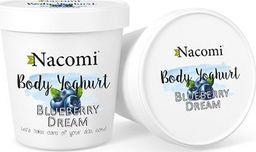 Nacomi Body Yoghurt jogurt do ciała Borówka 180ml