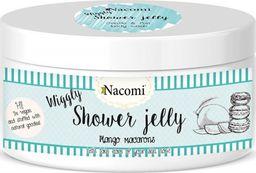 Nacomi NACOMI_Shower Jelly galaretka do mycia ciała Makaroniki Mango 100g