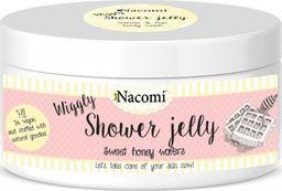 Nacomi NACOMI_Shower Jelly galaretka do mycia ciała Miodowe Gofry 100g
