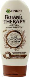 Garnier Botanic Therapy odżywka do włosów suchych szorstkich Mleko kokosowe & Makadamia 200ml