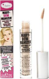 The Balm Rozświetlacz w płynie do twarzy Mary-Dew Manizer 5,5 ml