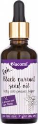 Nacomi Olej do ciała Black Currant Seed Oil z pipetą 50ml