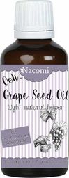 Nacomi Grape Seed Oil olej z pestek winogron 50ml