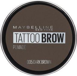 Maybelline  MAYBELLINE_New York Tattoo Brow Pomade pomada do brwi 005 Dark Brown 3,5ml