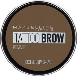 Maybelline  MAYBELLINE_Tattoo Brow pomada do brwi 03 Medium