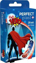 Perfect Plast PERFECT PLAST_Kids Hero plastry opatrunkowe dla dzieci 20szt.