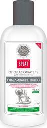 Splat SPLAT_Professional Oral Care White Plus Mouthwash płyn do płukania ust 275ml