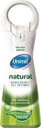 UNIMIL UNIMIL_Natural nawilżający żel intymny 100ml