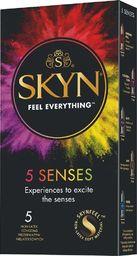 UNIMIL UNIMIL_Skyn 5 Senses prezerwatywy 5szt