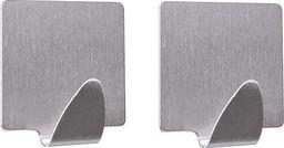 AWD Interior Uchwyt 1-hakowy 3.6cm stal nierdzewna 2szt. (AWD02091328)