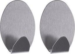 AWD Interior Uchwyt 1-hakowy 3.6cm stal nierdzewna 2szt. (AWD02091332)