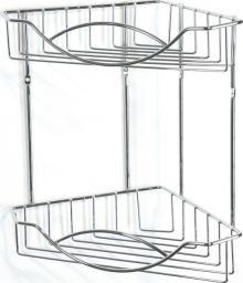 AWD Interior Półka narożna 31cm chrom (AWD02080046)