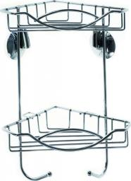 Koszyk prysznicowy AWD Interior narożny chrom (AWD02080340)
