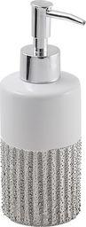 Dozownik do mydła AWD Interior łazienkowy biały (AWD02191387)