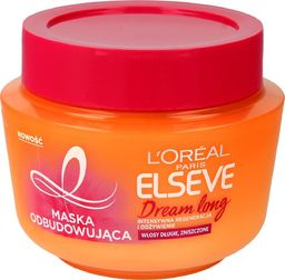 L'Oreal Paris Maska do włosów Elseve Dream Long odbudowująca 300ml
