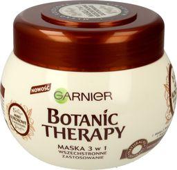 Garnier Botanic Therapy masak do włosów suchych szorstkich Mleko kokosowe & Makadamia 300ml