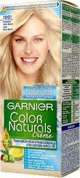Garnier GARNIER_Color Naturals Creme krem koloryzujący do włosów 1001 Popielaty