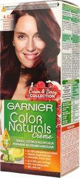 Garnier GARNIER_Color Naturals farba do włosów 4.62 Słodka Wiśnia