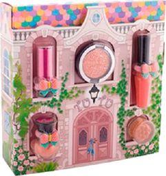 Tutu TUTU_SET Domek zestaw 5 kosmetyków 02 Peach Ballerina