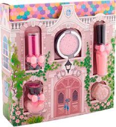 Tutu TUTU_SET Domek zestaw 5 kosmetyków 03 Pink Pirouette