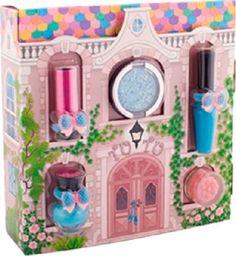 Tutu TUTU_SET Domek zestaw 5 kosmetyków 04 Turquoise Pointe