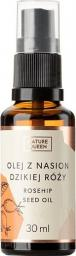 Nature Queen Rosehip Seed Oil olej z nasion dzikiej róży 30ml