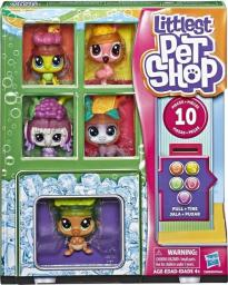 Hasbro Littlest Pet Shop Automat ze zwierzakami The Cooler Crew (E5478/E5620)