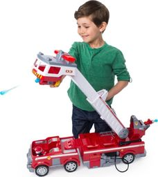 Spin Master Zestaw z figurką Psi Patrol Wielki Wóż strażacki (6043989)