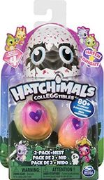 Spin Master Figurki Hatchimals 2-pak z gniazdem Sezon 4