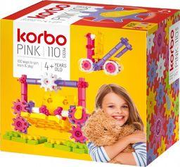 Korbo Klocki Pink 110