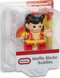 Little Tikes Figurka WAFFLE BLOCKS Gejsza