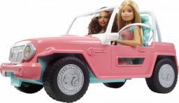 Mattel Lalki Barbie i Jeep (FPR59)
