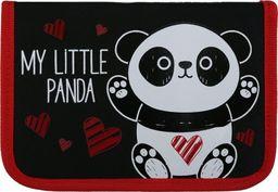 Piórnik St. Majewski Piórnik dwuklapkowy bez wyposażenia Panda