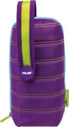Piórnik Milan Multipiórnik owalny Colours fioletowy (08872CLPL)