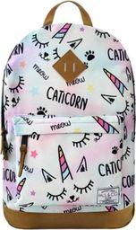 Incood Plecak Caticorn pastelowy