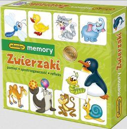Adamigo Zwierzaki - adamigo memory