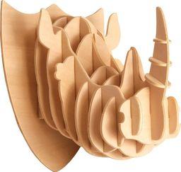 G3 Łamigłówka drewniana Gepetto Głowa nosorożca
