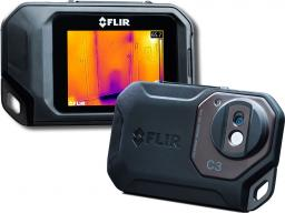 Flir Systems C3 Kompaktowa wielofunkcyjna kamera termowizyjna FLIR dla branży budowlanej z Wi-Fi
