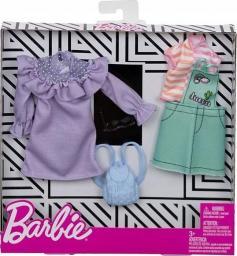 Mattel Barbie ubranka z akcesoriami 2 pak (FKT27/FXJ64)