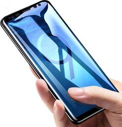 Wozinsky Wozinsky 6D Glass super wytrzymałe szkło hartowane Full Glue na cały ekran z ramką Case Friendly Huawei Mate 20 Pro czarny uniwersalny