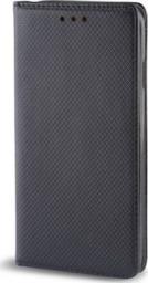TelForceOne Pokrowiec Smart Magnet do Samsung A20e (SM-A202F) czarny