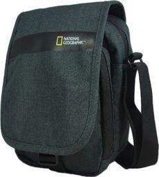National Geographic Torba na ramię z klapą National Geographic STREAM 13113 Antracyt uniwersalny