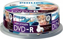 Philips DVD-R 4.7 GB/120 min 16x DM4I6B25F