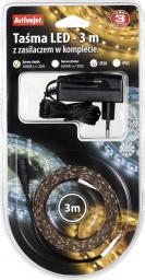 Taśma LED Activejet SMD3528 3m 60szt./m 4W/m 12V  (AJE180L3528WWI)