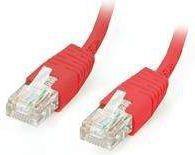 Equip Kat.6 UTP 5m Czerwony 625424
